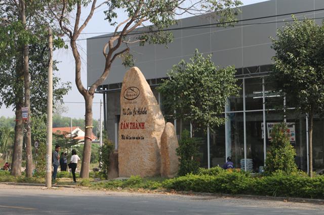 'Dự án khu dân cư Alibaba Tân Thành', vì sao phải bị cưỡng chế?