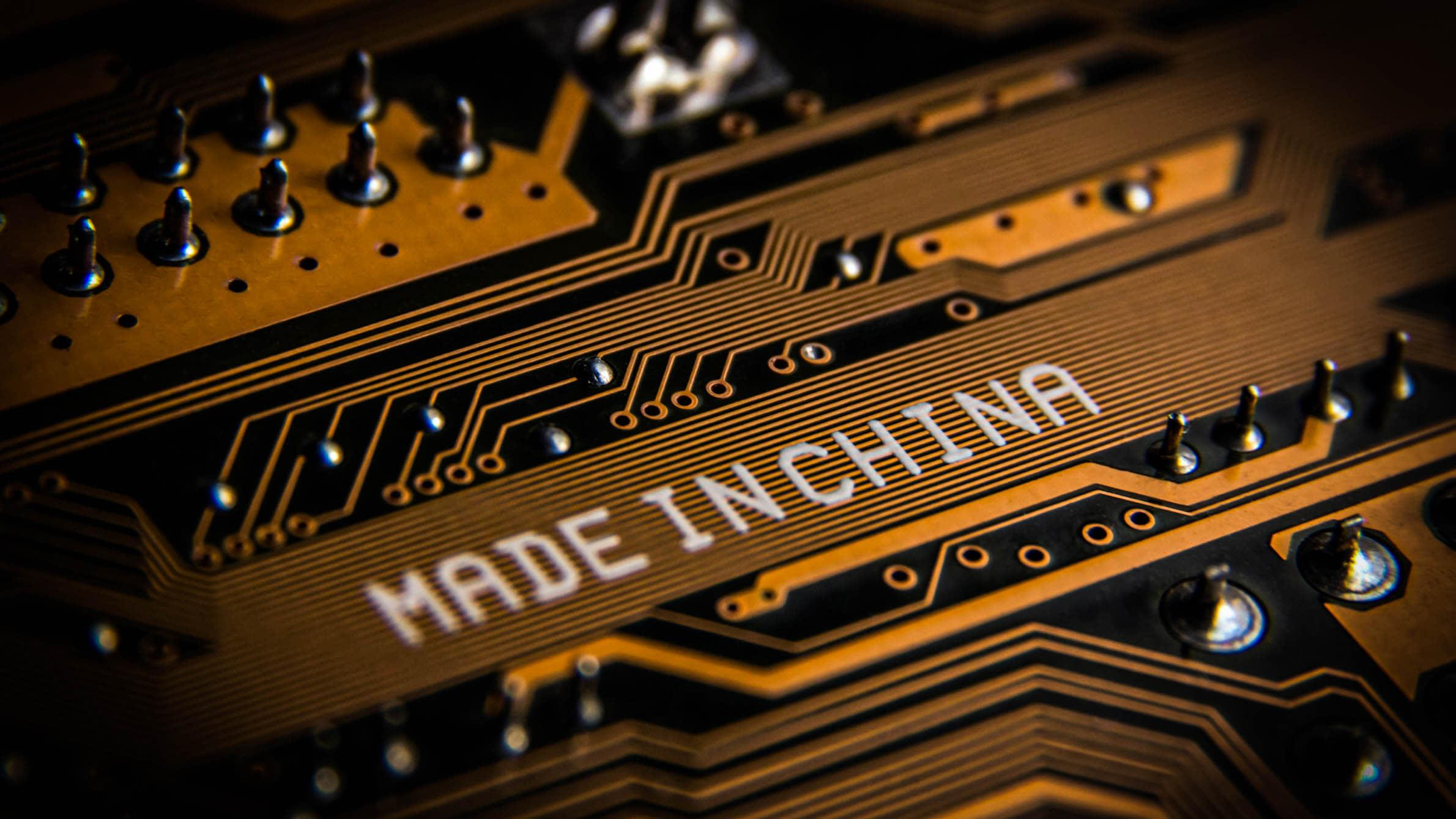 """""""Trung Quốc không thể chế tạo chip của riêng họ nếu không thể tiếp cận công nghệ Mỹ"""""""