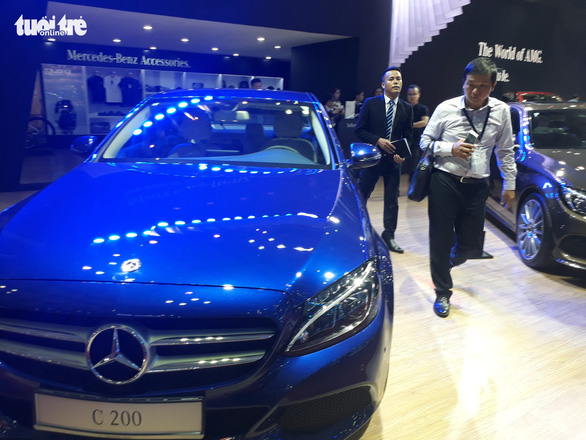 Mercedes-Benz triệu hồi gần 1.700 xe lắp ráp tại Việt Nam - Ảnh 1.