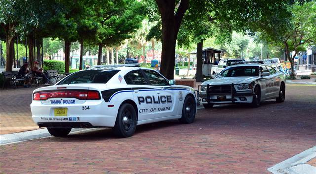 Những chiếc xe cảnh sát sang chảnh bậc nhất thế giới - Ảnh 6.