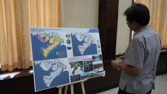 Công bố điều chỉnh quy hoạch chung và quy hoạch sử dụng đất TP Vũng Tàu - Ảnh 3.
