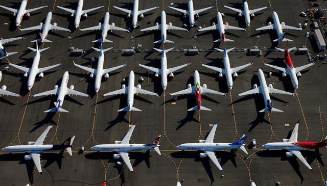 Boeing sắp mất ngôi hãng sản xuất máy bay lớn nhất thế giới