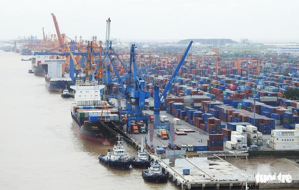 Cần xác định Hải Phòng là trung tâm dịch vụ logistics - Ảnh 4.