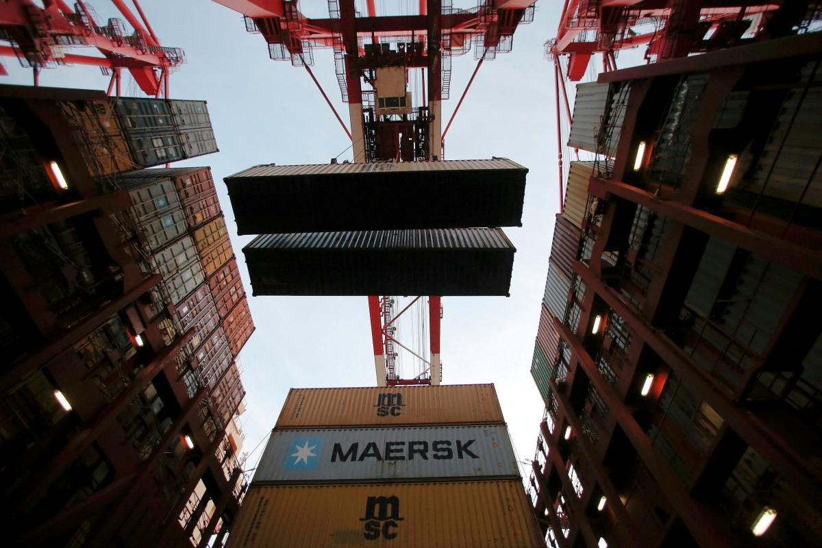 Xuất-nhập khẩu của Trung Quốc đồng loạt giảm vì thương chiến Mỹ-Trung