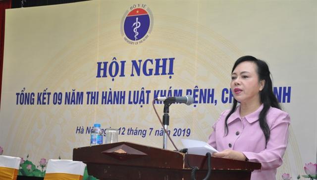 Chi phí y tế từ túi tiền của người dân Việt Nam vẫn ở mức cao