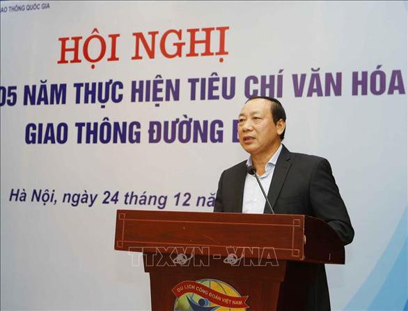 Ban Bí thư kỷ luật nguyên thứ trưởng giao thông Nguyễn Hồng Trường - Ảnh 1.
