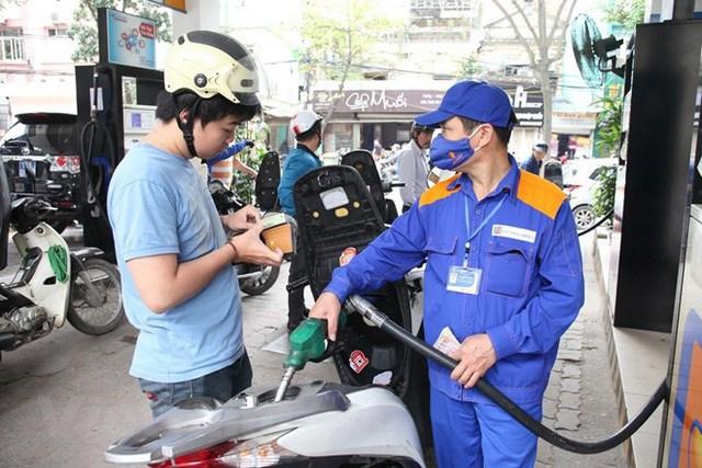 Xăng dầu tăng giá từ ngày 17/07