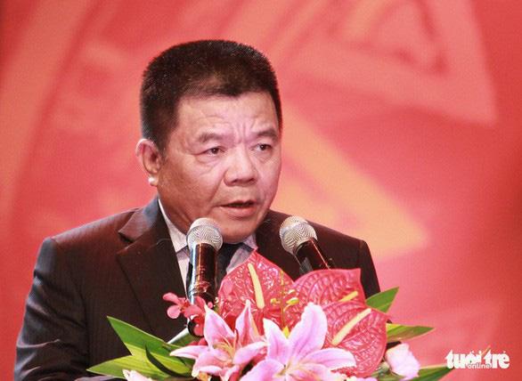 Cựu chủ tịch BIDV Trần Bắc Hà tử vong trong trại tạm giam - Ảnh 1.