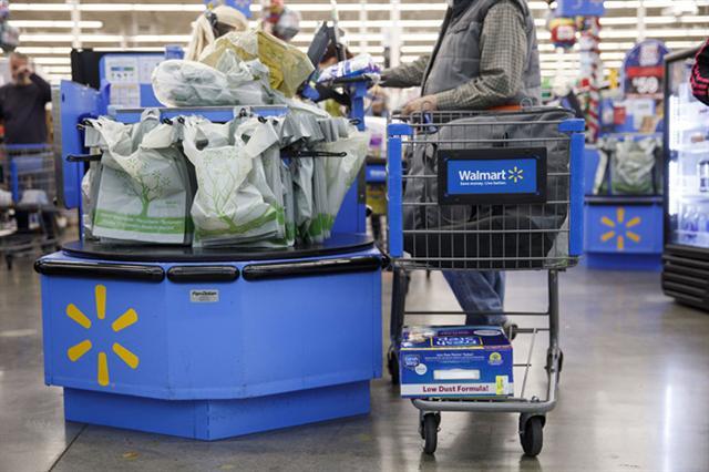 Walmart muốn được cấp phép sử dụng tiền mã hóa