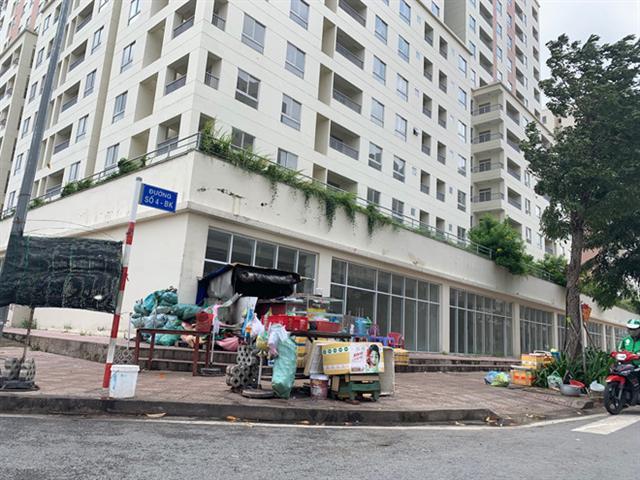 Bế tắc bán đấu giá hơn 12.000 căn hộ tái định cư