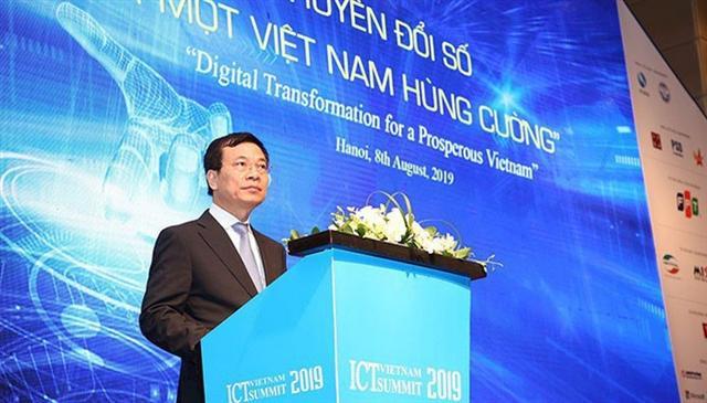 """""""Cần thêm 50.000 doanh nghiệp ICT để tăng tốc chuyển đổi số"""""""