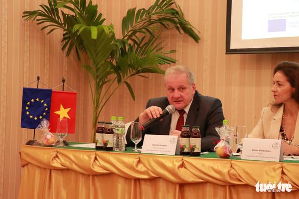 Ba Lan tìm đường đưa thịt bò vào Việt Nam - Ảnh 1.