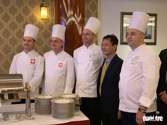 Ba Lan tìm đường đưa thịt bò vào Việt Nam - Ảnh 2.