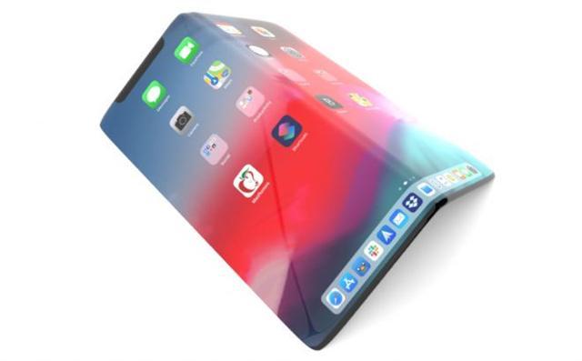 iPhone hoặc iPad gập lại ra mắt vào năm 2021?
