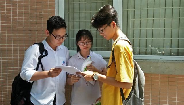 Hơn 405.000 thí sinh đỗ đại học đợt 1