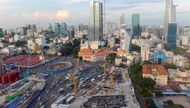 Thành phố Hồ Chí Minh tái khởi động dự án hàng nghìn tỷ trên đất vàng Bến Thành