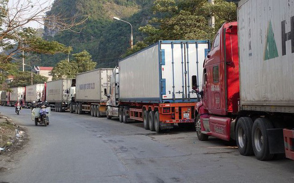 Trung Quốc đề nghị ôtô Việt Nam qua cửa khẩu phải gắn biển số điện tử của Trung Quốc - Ảnh 1.