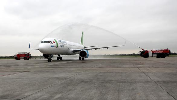 Bamboo Airways được tăng đội bay lên 30 chiếc đến năm 2023 - Ảnh 1.