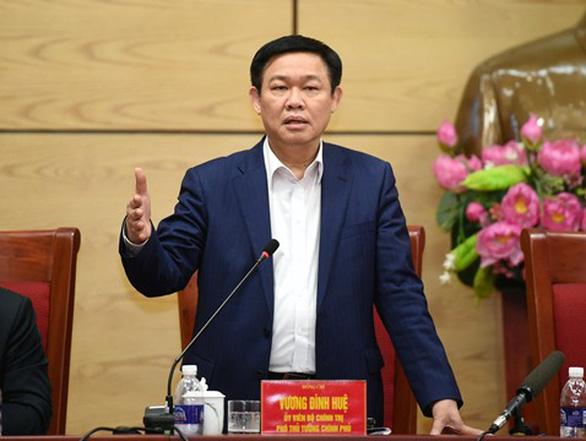 Chính phủ 'sốt ruột' vì Hà Nội, <span>TP.HCM</span> có tiền mà không tiêu được - Ảnh 1.