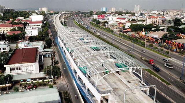 <span>TP.HCM</span> chuẩn bị đấu thầu thêm 5 tuyến metro