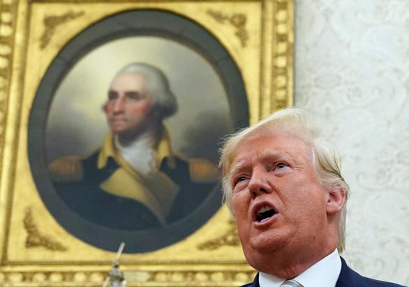 Ông Trump nói phải xử Trung Quốc cho dù kinh tế Mỹ có thiệt hại - Ảnh 1.