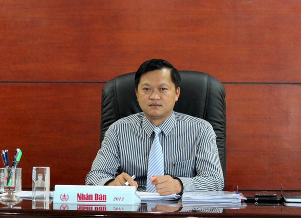Cảnh cáo nguyên chủ tịch Hội đồng quản trị Cienco 5 - Ảnh 2.