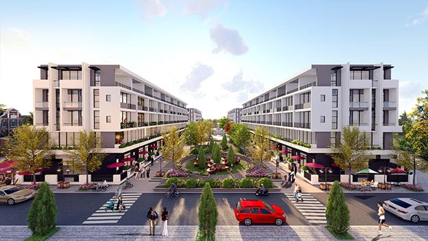 Bình Minh Garden – Tâm điểm thị trường BĐS Long Biên