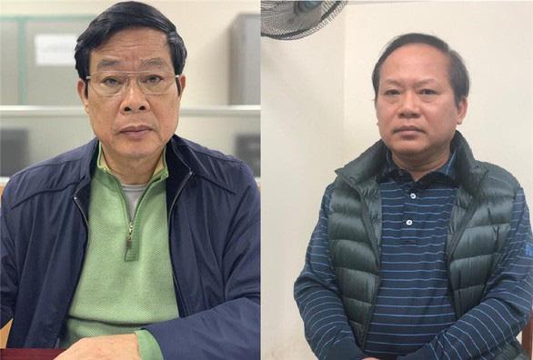 Thương vụ AVG: Cựu bộ trưởng Nguyễn Bắc Son nhận hối lộ 3 <span>triệu USD</span> - Ảnh 1.