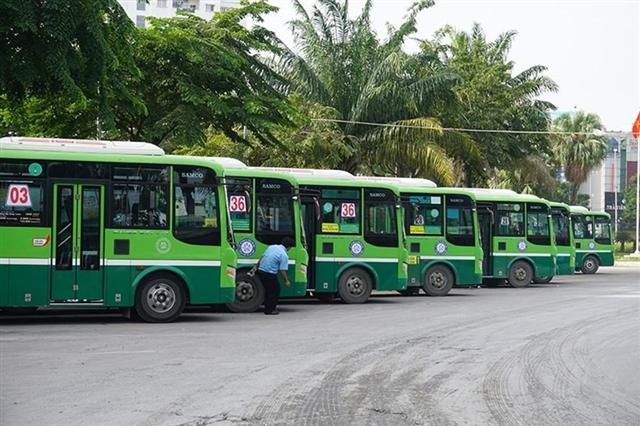 """Lo 400 xe buýt vào """"ngõ cụt"""",<span>TP.HCM</span> khẩn thiết xin không tăng giá khí CNG hình ảnh 1"""