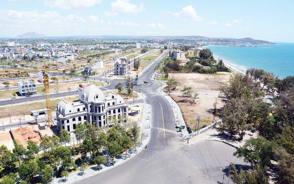 Thanh tra Chính phủ tuýt còi dự án đô thị du lịch biển Phan Thiết - Ảnh 1.