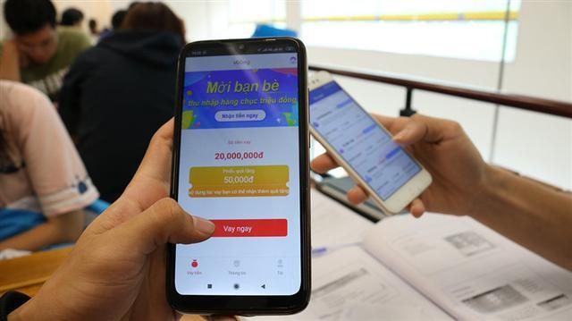Chủ app cho vay 5 triệu đòi trả gốc và lãi 100 triệu là ai? - Ảnh 2.