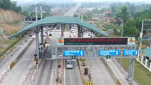 BOT Thái Nguyên - Chợ Mới chuẩn bị thu phí trở lại trạm quốc lộ 3