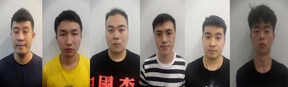 TP.HCM bắt băng nhóm người Trung Quốc cho vay nặng lãi qua app - Ảnh 1.