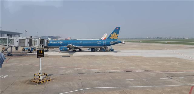 Sân bay Nội Bài xuống cấp: Bộ GTVT đang chờ kết luận của Thủ tướng hình ảnh 1