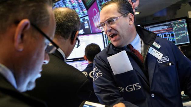Dow Jones giảm 2 phiên liền, làm đứt mạch 3 tuần tăng liên tiếp