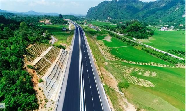Yêu cầu cơ cấu lại nền kinh tế Cao tốc Bắc Giang – Lạng Sơn hình ảnh 2