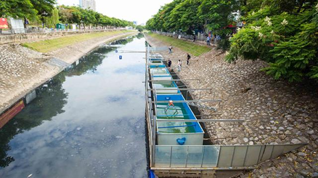 Chỉ 13% lượng nước thải đô thị được xử lý