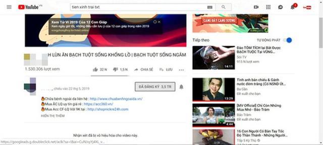 Chủ một kênh Youtube bị truy thu thuế 1,5 tỉ đồng từ thu nhập 19 tỉ đồng - Ảnh 1.
