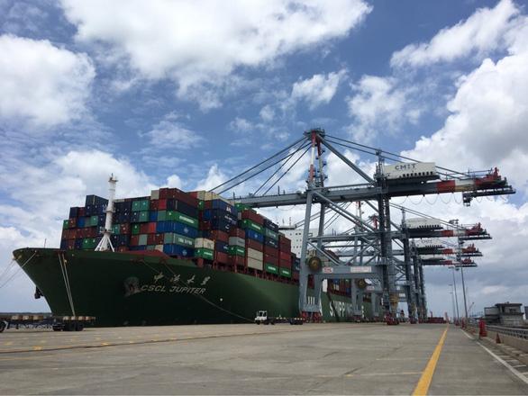 Cảng biển Việt Nam phát triển thiếu đồng bộ - Ảnh 1.