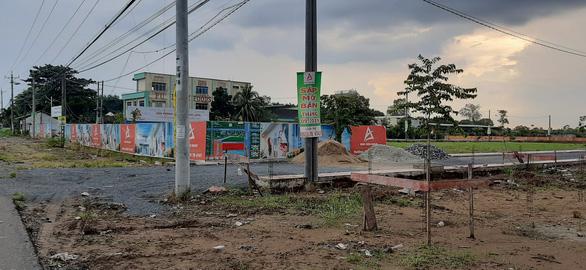 Vĩnh Long cảnh báo nhiều khu dân cư trái phép rao bán rầm rộ - Ảnh 1.
