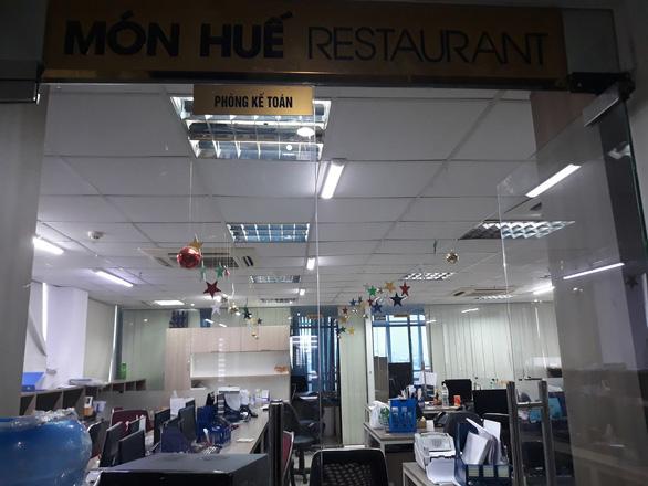 Nhiều cửa hàng Món Huế dừng hoạt động, hơn 100 nhà cung cấp kêu bị nợ tiền - Ảnh 1.