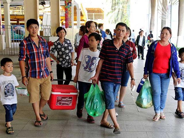 Đề xuất nghỉ vào ngày Gia đình Việt Nam 28-6