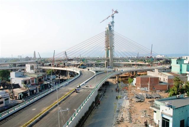 Đà Nẵng kiến nghị Thủ tướng tháo gỡ khoản nợ công trình hơn 2.300 tỉ đồng - Ảnh 1.
