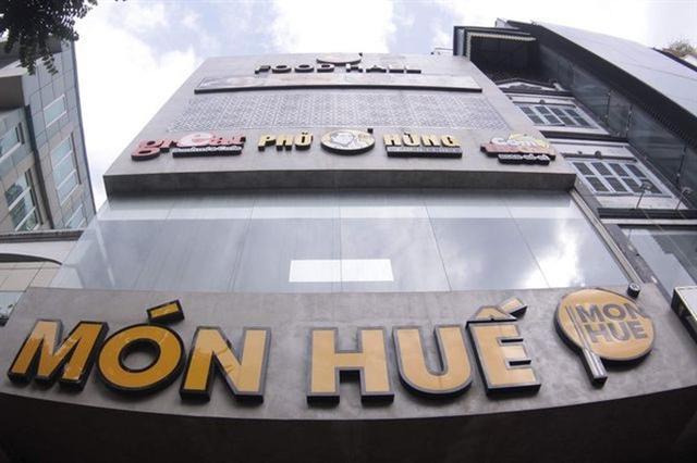 Công ty Món Huế bị cưỡng chế nộp thuế nhưng vẫn còn nợ 50 triệu đồng - Ảnh 1.
