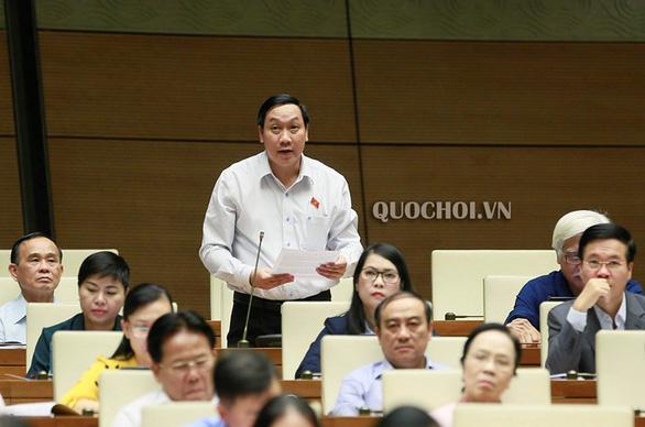 Làm sân bay Long Thành: đại biểu Quốc hội nói ACV vận động hành lang rất tốt - Ảnh 2.