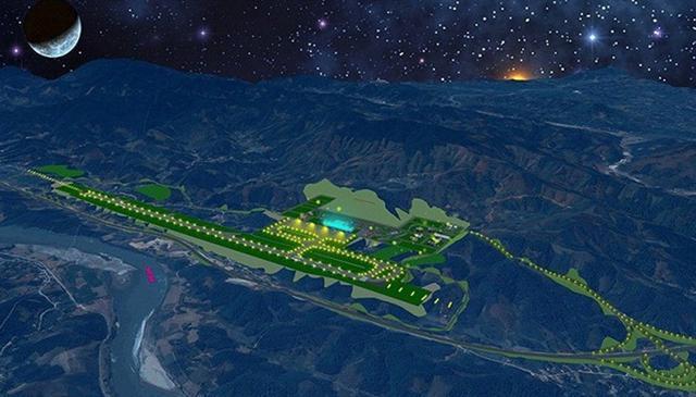 Duyệt quy hoạch sân bay Sapa công suất 3 triệu hành khách một năm