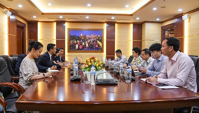 Sau 5G, Huawebi muốn làm chuyển đổi số tại Việt Nam