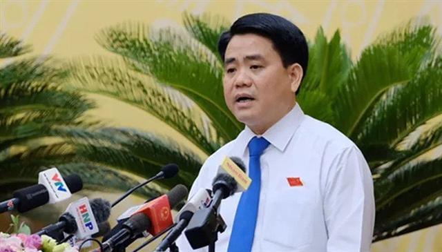 Chủ tịch Hà Nội: 'Không có lợi ích nhóm tại nước sông Đuống'