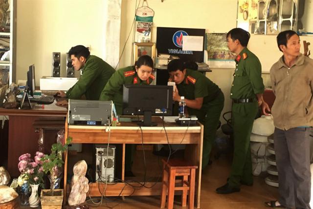 Triệt phá đại án mua bán hóa đơn trái phép ở Lâm Đồng