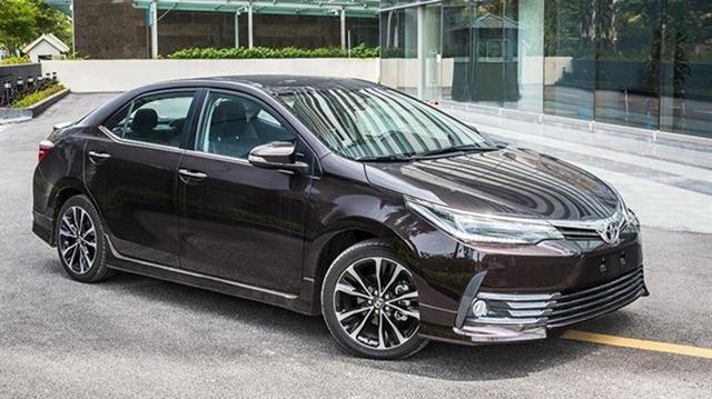Bán được 73 xe/tháng, Toyota Corolla Altis 'hết thời' ở Việt Nam